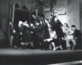 A Flea In Her Ear directed by Richard Jones, Old Vic
