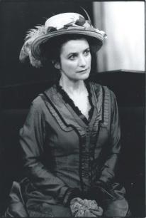 Hedda Gabler, Leicester Heymarket